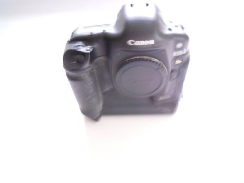 Canon EOS 1Ds 11.1 MP Digital SLR Camera - Black (Body Only)